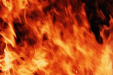 אש – הסכנה הגדולה ביותר לחיים